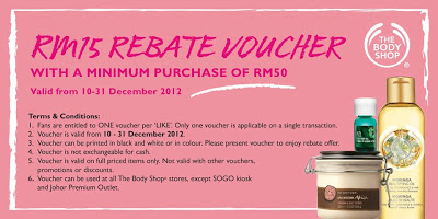 01/12/12 - 01/01/13 | Malaysia Free Sample Giveaway