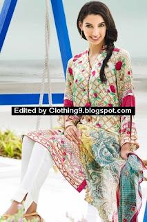 Zeen Mid-Summer 2015 Silk Collection