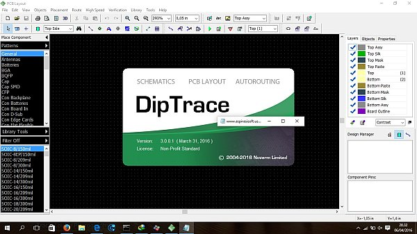 diptrace free download full with crack