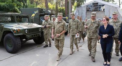США передали Украине два новейших контрбатарейных комплекса