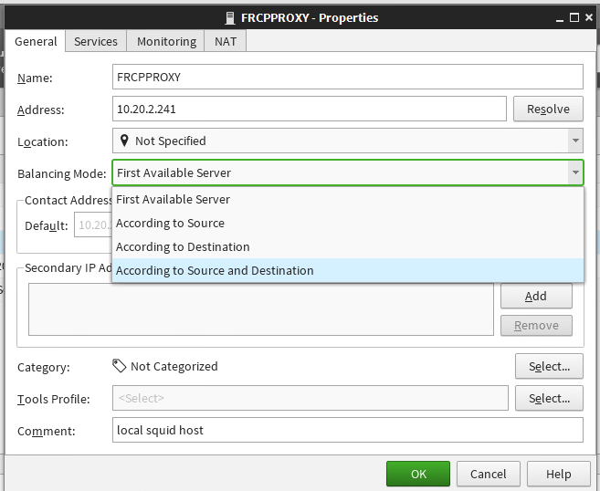 Ken Felix Security Blog: Squid Proxy redirection Forcepoint NGFW