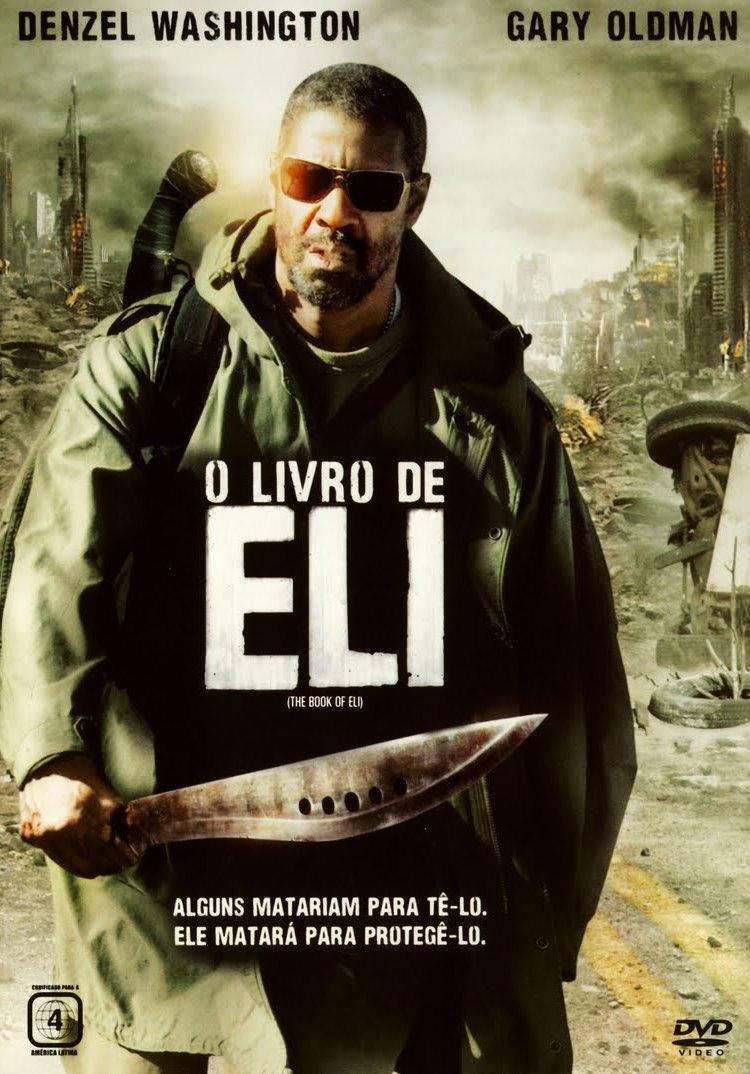 The Celular: Download Filme: O Livro de Eli - 3GP - Dublado