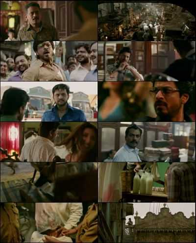 Raees (2017) Movie Download DVDRip 700mb