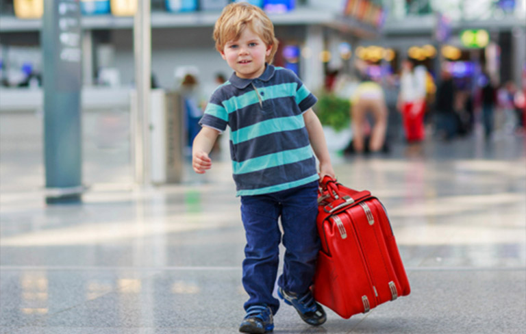 Safety tips for travelling with your baby
