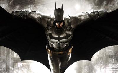 Batman Arkham Knight Envole - Fond d'écran en Full HD 1080p