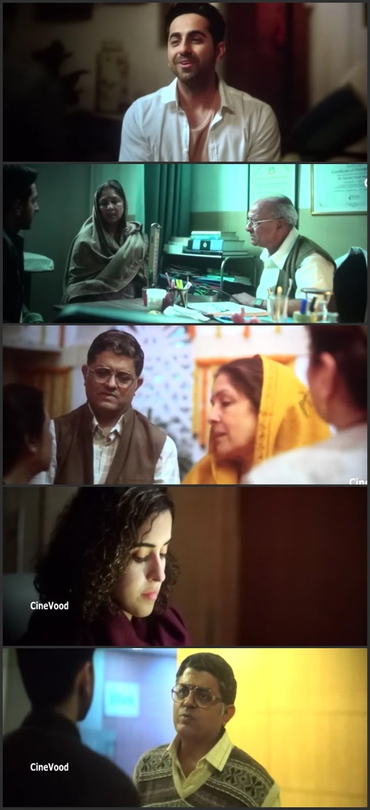 Badhaai Ho (2018) Full Hindi Movie Download HD