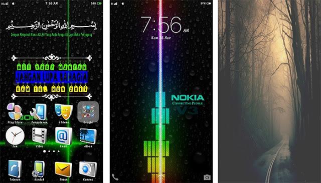Nokia Jadul Theme itz For Vivo