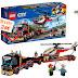 Camión de Transporte de mercancías Pesadas - LEGO City