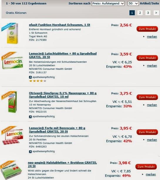online apotheke 5 € gutschein