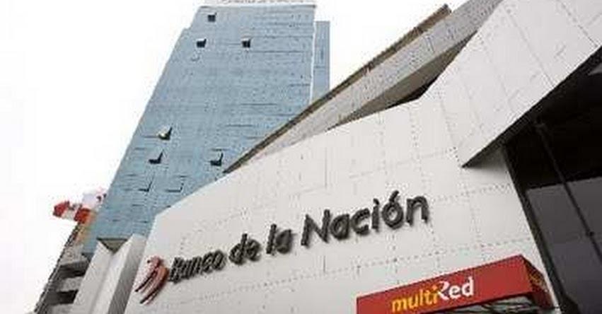 Cronograma de Pagos Banco de la Nación - www.bn.com.pe