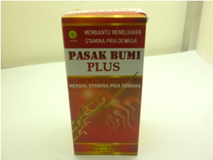 HERBAL PASAK BUMI PLUS MANJUR