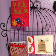 Positive Choices - : Cards with Cork