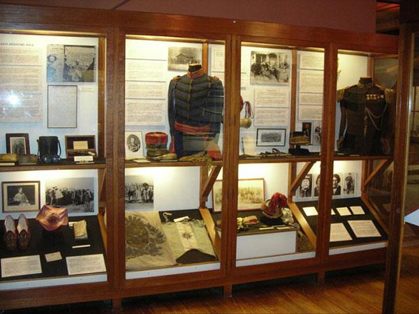 História do Museu da Patagônia em Bariloche