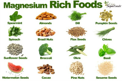 Fungsi Magnesium Untuk Mencegah 11 Penyakit Kronik