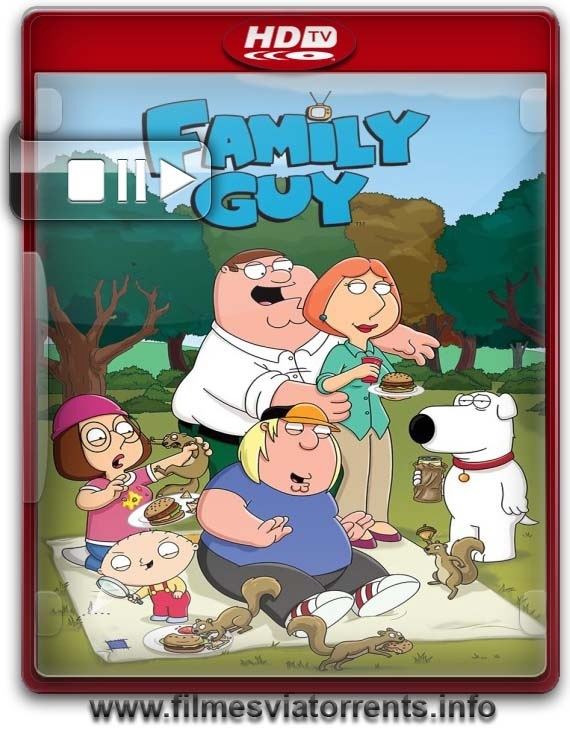 Family Guy 15ª Temporada