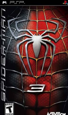 Download Game Spider Man 3 PPSSPP ISO