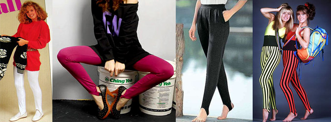 Ode To The Stretch Pant