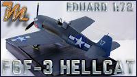 Grumman F6F-3 Hellcat 1/72 Eduard