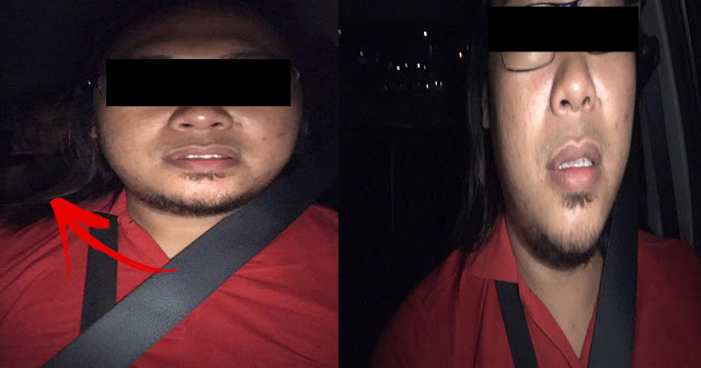Ghost, Grab Car, Philippines