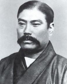 岩崎弥太郎翁