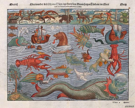 Στην Ισλανδία υπάρχει ένα μουσείο όπου μπορείτε να μάθετε τα πάντα για τα θαλάσσια τέρατα