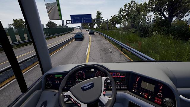 Vive la vida de un conductor de autobús con Fernbus Simulator