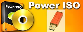 كيفية حرق نسخة ويندوز على فلاش عن طريق برنامج power iso
