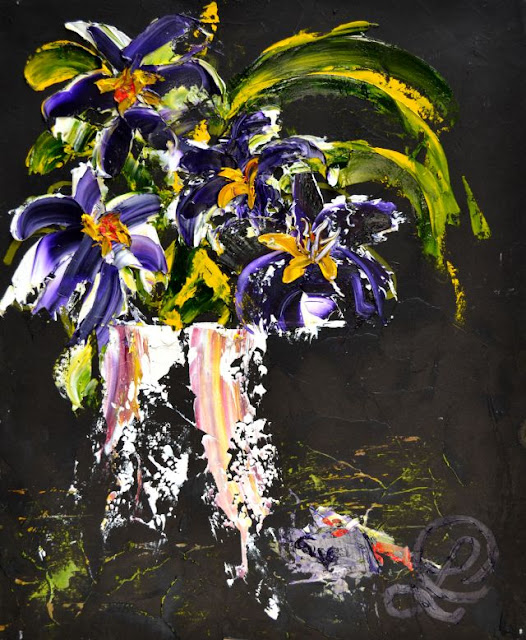 http://www.ebay.com/itm/The-Glory-of-Irises-Contemporary-Oil-Painting-on-Paper-Artist-France-2000-Now-/291764661639?ssPageName=STRK:MESE:IT
