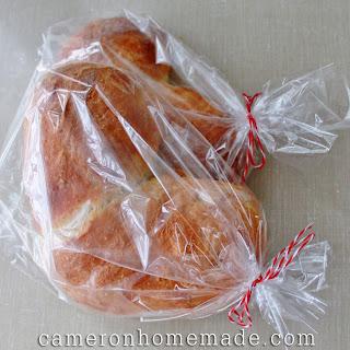Baking Heart-Shaped Loaves - 8