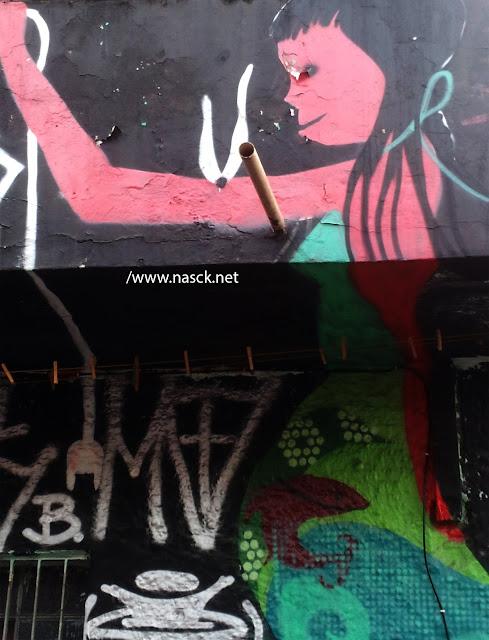 Grafite/Beco do Batman/SP