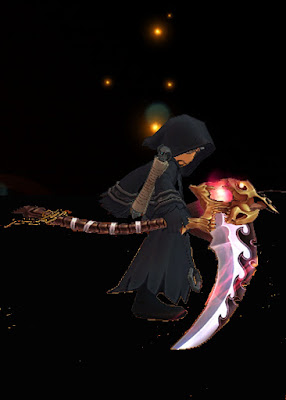 Grim Reaper Hero Evolution LostSaga Indonesia