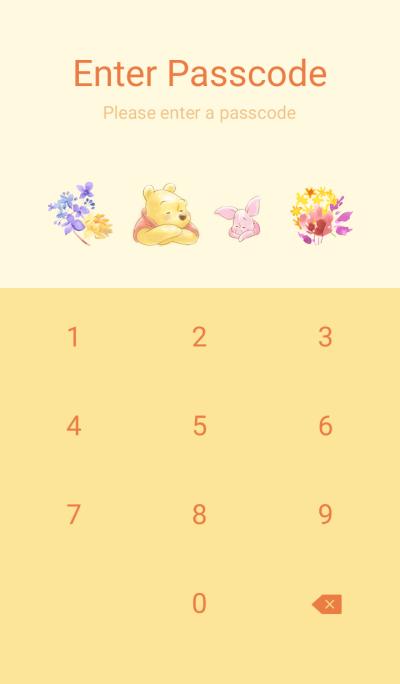 Winnie the Pooh: Flower