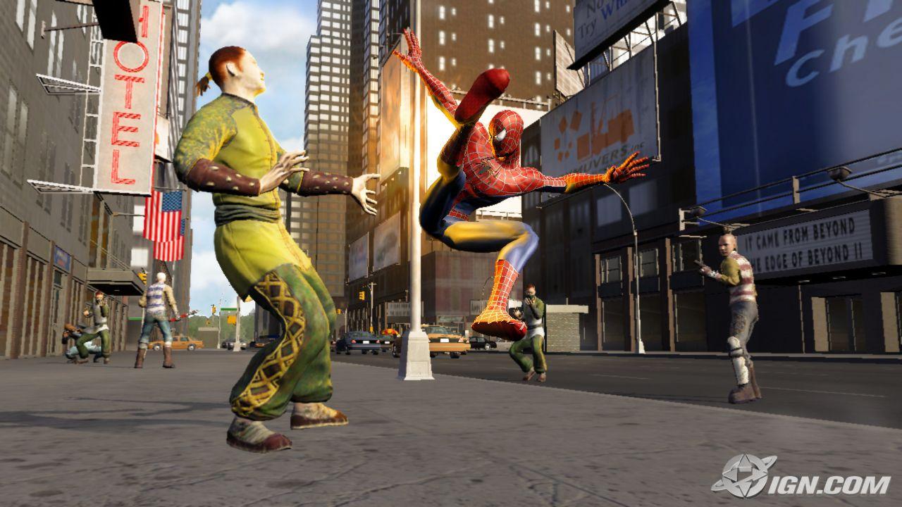 Download Game The Amazing Spiderman 2 Apk Offline