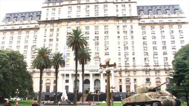 Estados Unidos busca armas de destrucción masiva en Argentina
