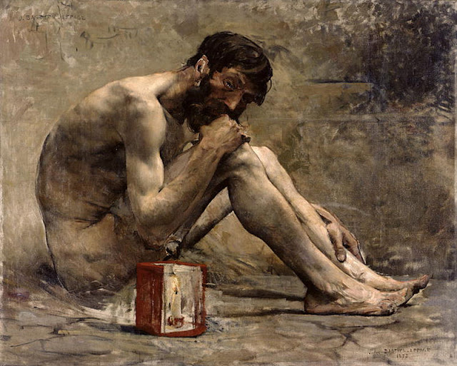 Diogenes by Jules Bastien-Lepage (1873)