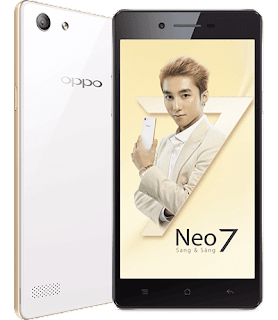 review OPPO NEO 7