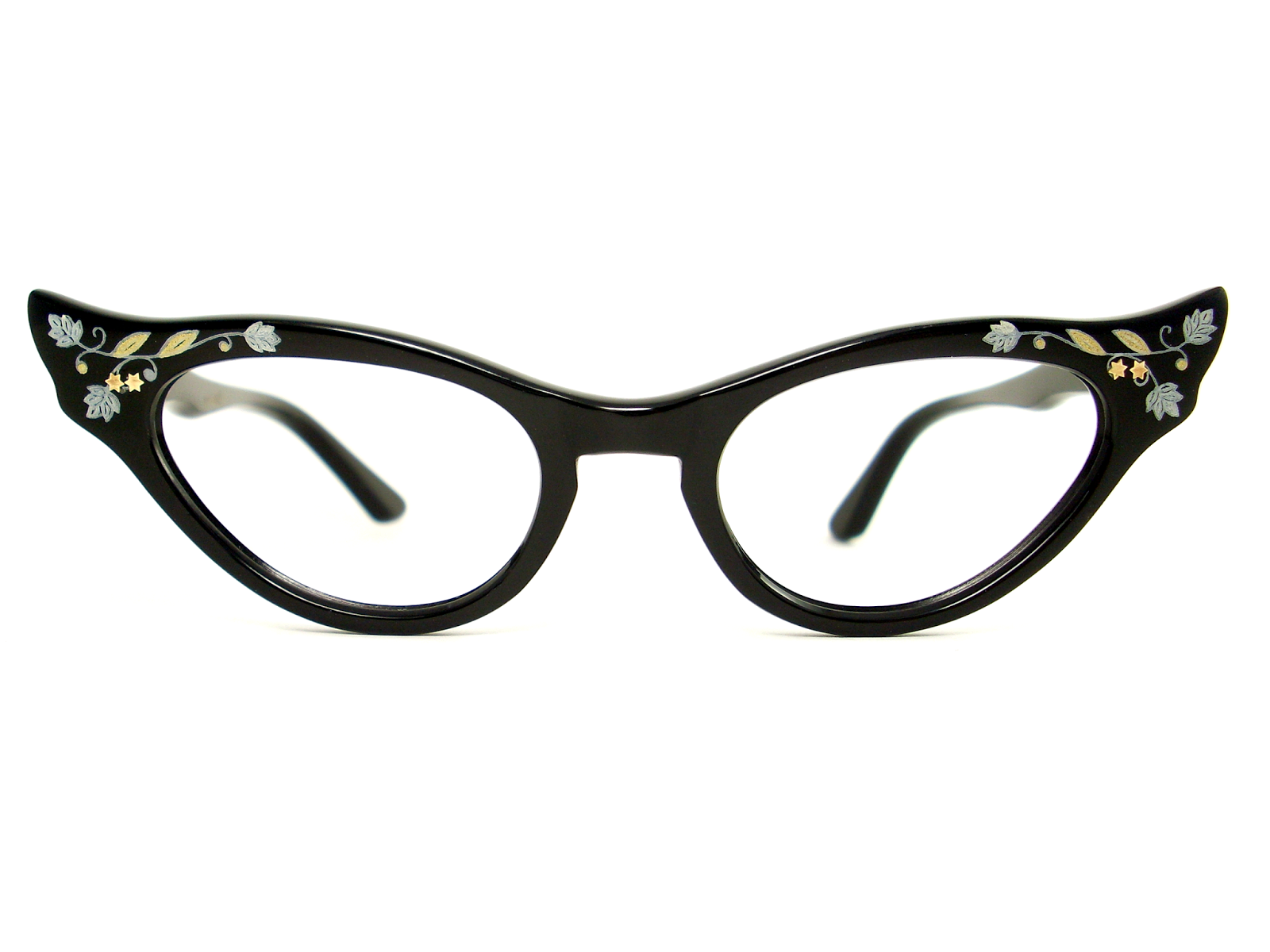 Vintage Cat Eye Glasses 13
