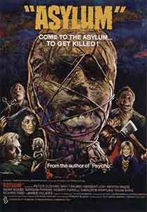 Refugio Macabro / Poster, un film de Roy Ward Baker