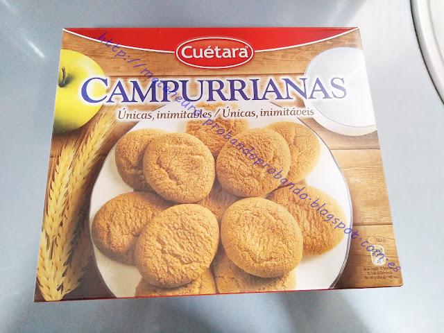 Campurrianas cuétara