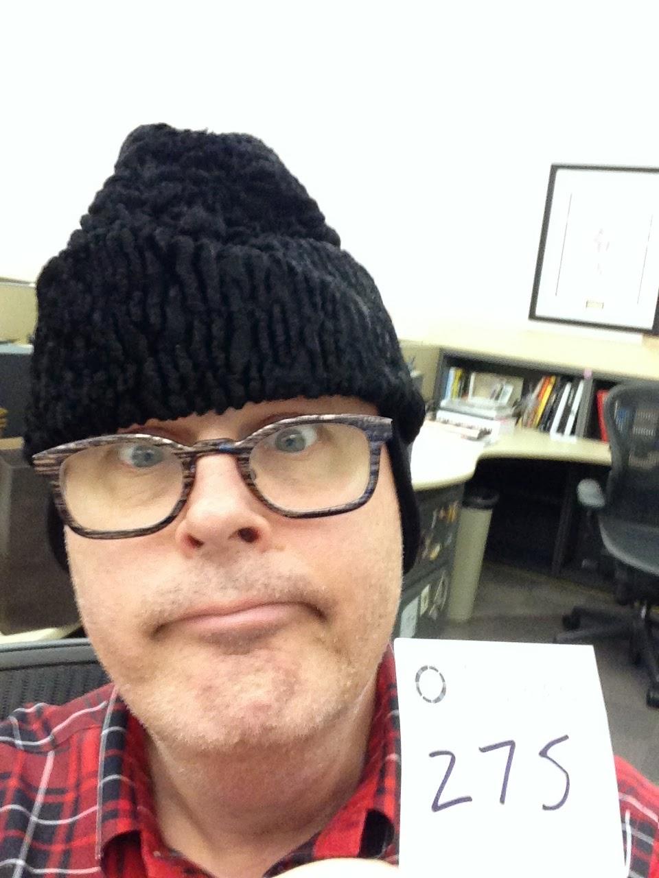 19e58fa4c92 Adam s Riff  Project Cubbins  Hat 275 - Russian Diplomat s Black ...