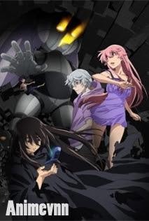 Mirai Nikki Redial - Mirai Nikki OVA 2013 Poster