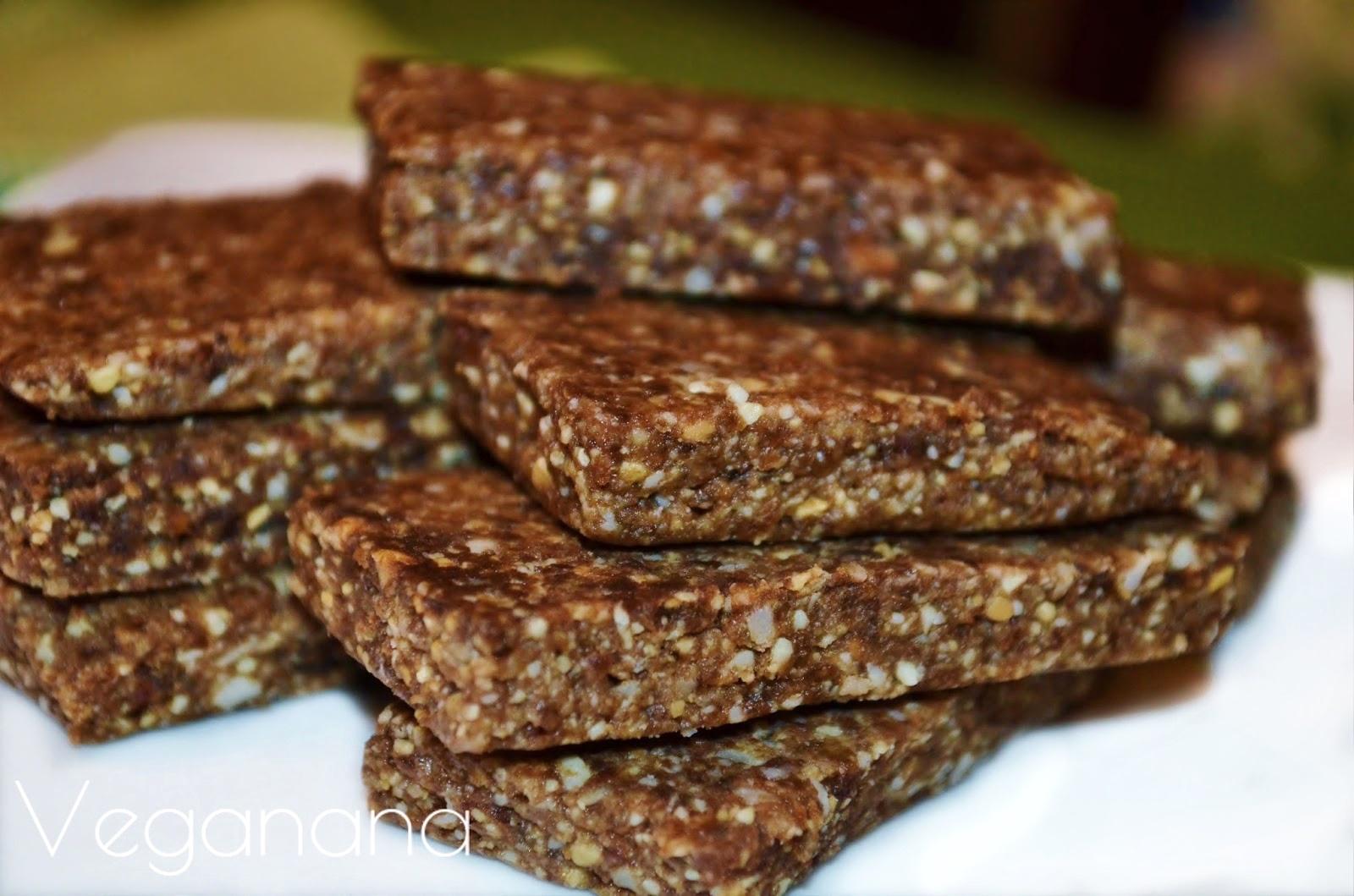 d07f4ab24 Barrinha Crudívora de Amendoim - Veganana