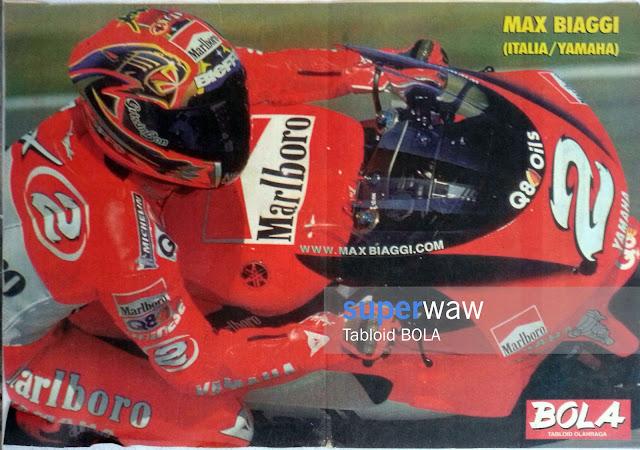 Max Biaggi Italia