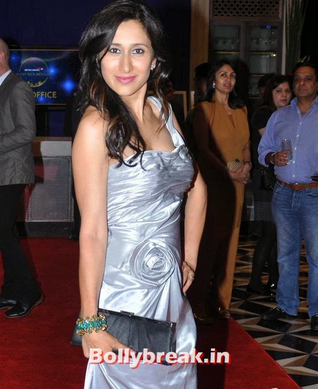 Teejay Sidhu, Malaika, Chitrangada at British Airways 'Silent Picturehouse' in Mumbai