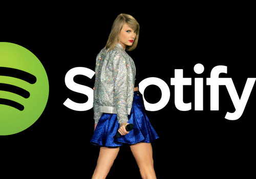 Tinuku.com Taylor Swift earns $400,000 on Spotify in two weeks