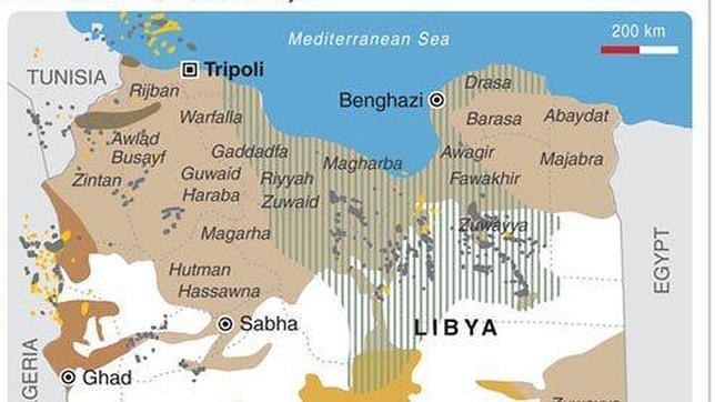 Golfo De Sirte Mapa.Comentando La Actualidad Claves