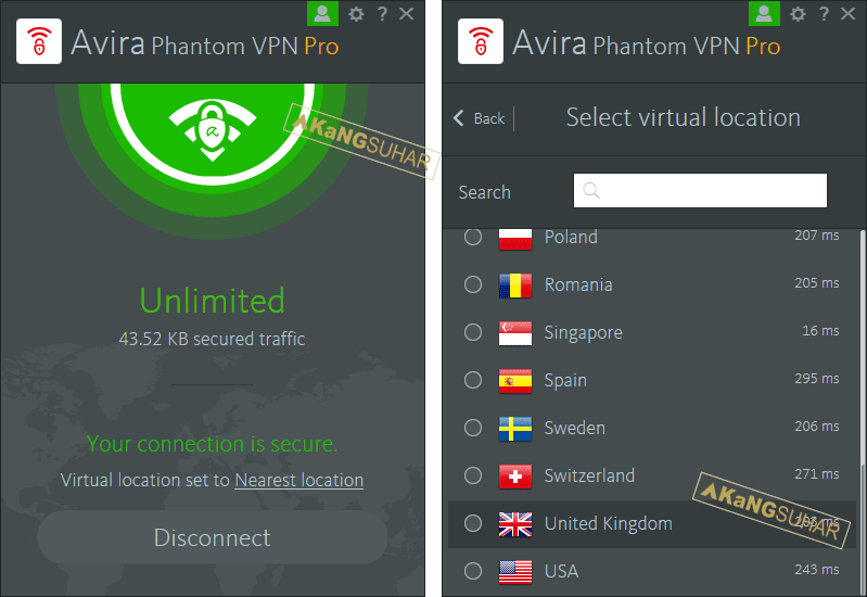 avira phantom vpn pro full crack unlimited. Black Bedroom Furniture Sets. Home Design Ideas