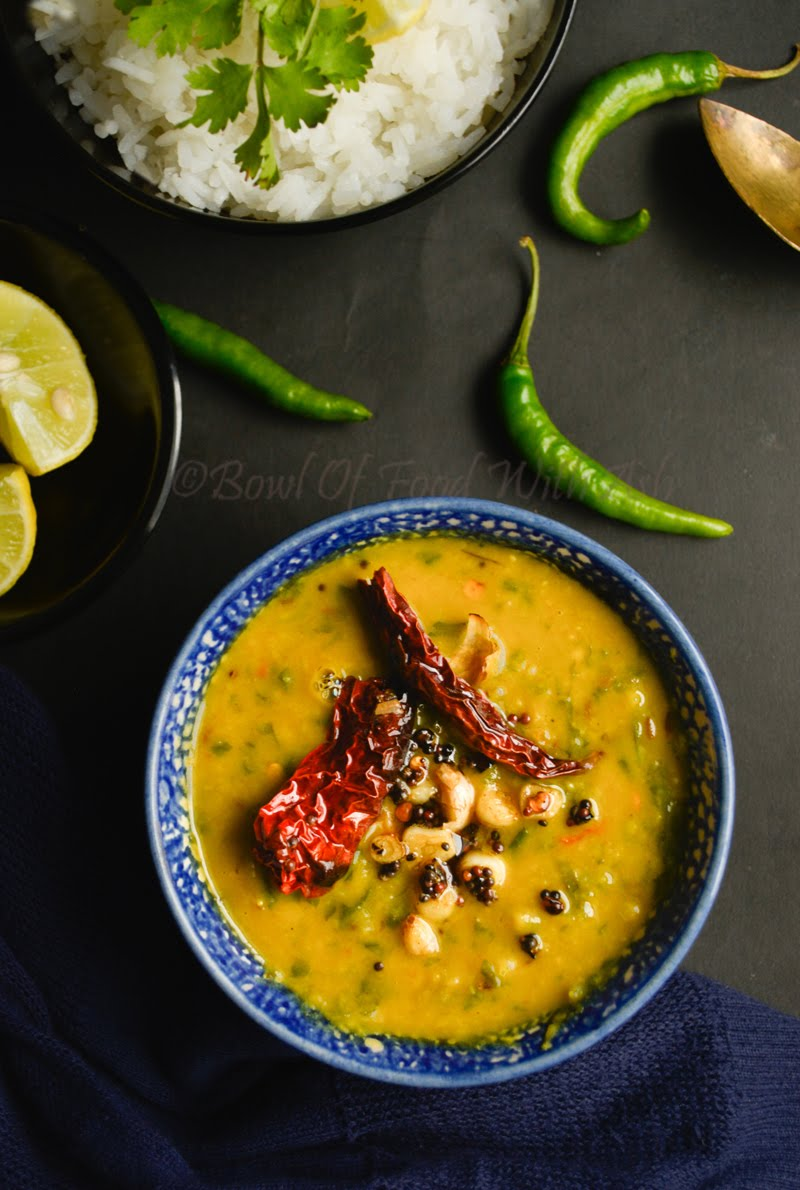 Dal Palak Recipe | How to make Lenthils with Spinach