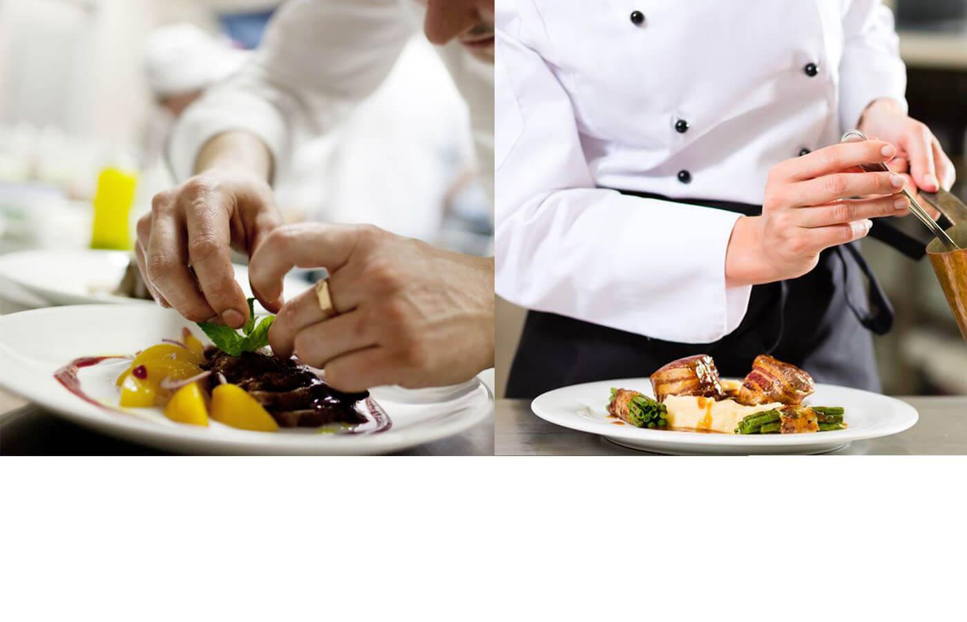 Cursos para gastronomia e fazer comida para vender