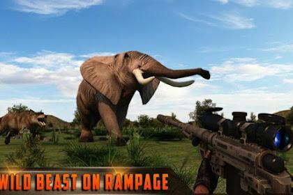 Download Game Android Wild Hunter Jungle Shooting 3D Apk v1.1 Gratis 2016